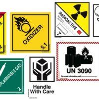 Dangerous Goods Labels/Packaging Labels