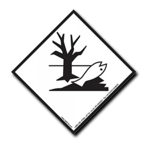 T008/PL Environmentally Hazard Handling Label