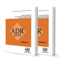 ADR Spiral, ADR 2019, UN ADR, UNADR 2019, Dangerous Goods by Road