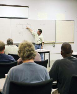 Classroom or Company site