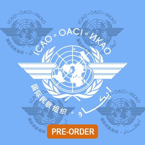 ICAO 2019/20 PRE-ORDER