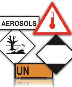 Placard Labels