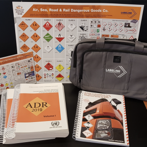 ADR Spiral 2019 + Exemptions Guide, Dangerous Goods by Road, ADR 2019, UN ADR 2019