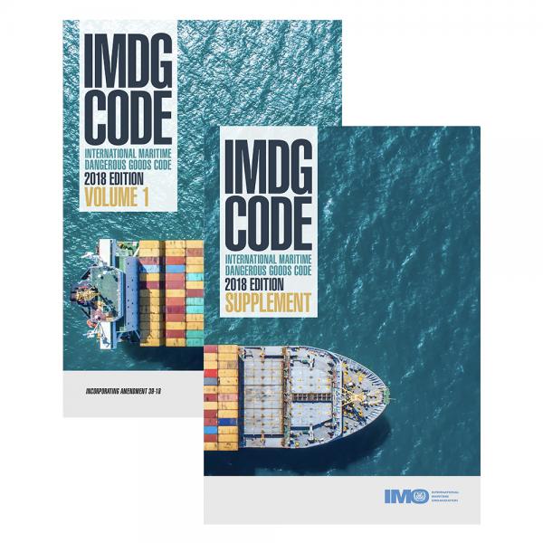 IMDG Code 2018 39th Amendment