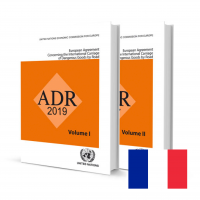 ADR 2019 French, UNADR 2019 French, French ADR