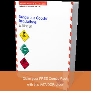 IATA DGR 61st Edition 2020