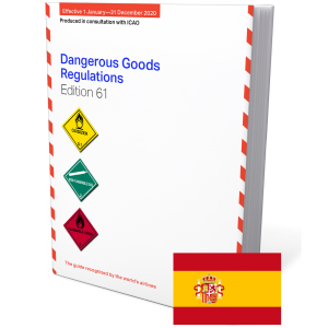 IATA DGR 2020 61st Edition Spanish