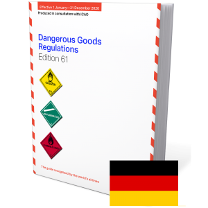 IATA DGR 2020 61st Edition German