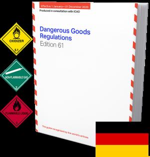 IATA DGR 2020 61st Edition German