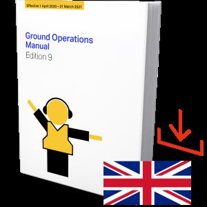 IATA Ground Operations Manual Edition 9 English Download