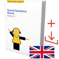 IATA Ground Operations Manual Edition 9 English book and download