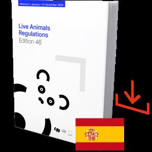 IATA Live Animal Regulations Edition 46 Spanish Download
