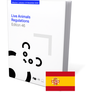 IATA Live Animal Regulations Edition 46 Spanish