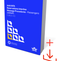 IATA Reservations Interline Message Procedures Edition 43 Book and Download