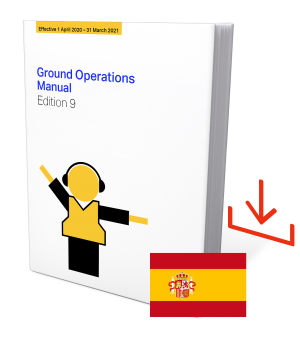 IATA Ground Operations Manual Edition 9 Spanish Download