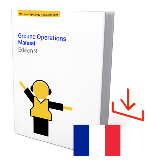 IATA Ground Operations Manual Edition 9 French Download