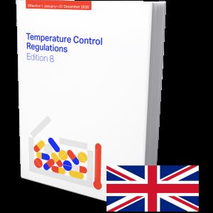 IATA Temperature Control Regulations - English 8th Edition