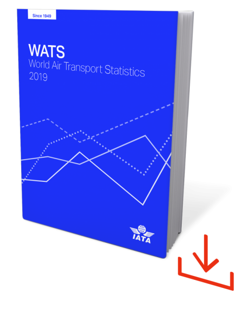 World Air Transport Statistics (WATS) 2019 Download