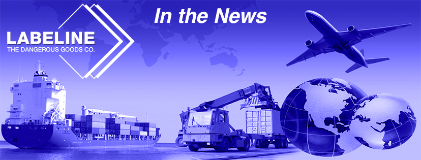 In the News - Dangerous Goods transportation