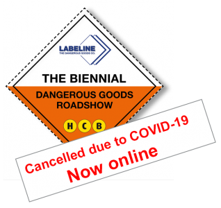 Biennial Dangerous Goods Web Roadshow