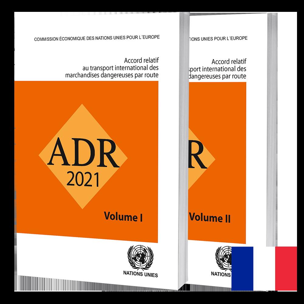ADR 2021 French, UNADR 2021 French