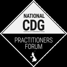CDG - Sponsor for the Biennial Dangerous Goods Webshow