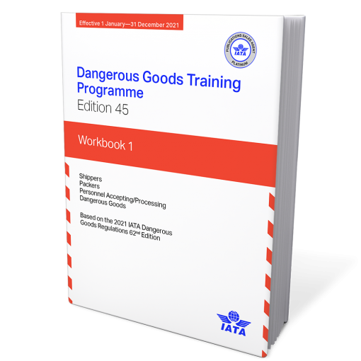 IATA Dangerous Goods Training Programme Workbook 1