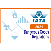 IATA DGR 2021 Publications