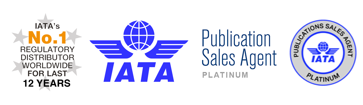 IATA WorldWide Distributor, Platinum Publication Sales Agent, IATA DGR 2021, IATA DGR 62nd Edition