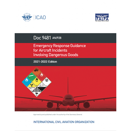 ICAO Emergency Response Guide 2021-2022