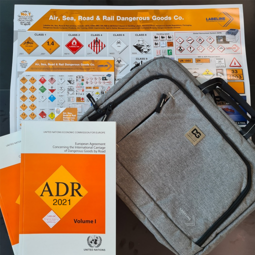 UN ADR 2021 Combo with bag