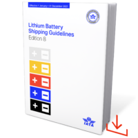 IATA Lithium Battery Shipping Guidelines 8th Edition Download