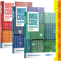 IMDG Code 2020 40-20 Volumes 1 and 2 with Bespoke DGTabs