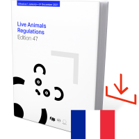 Live animals regulations 47th Edition 2021 French Download