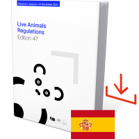 Live animals regulations 47th Edition 2021 Spanish Download