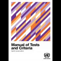 UN Tests and Criteria 2021