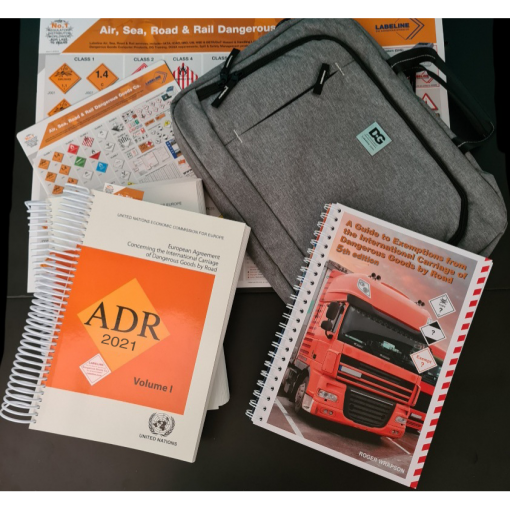 ADR Spiral 2021 + Exemptions Guide