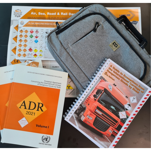 ADR 2021 and Exemptions Guide