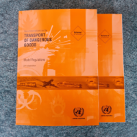 UN Recommendations on the Transport of Dangerous Goods: Model Regulations, 21st Revised Edition