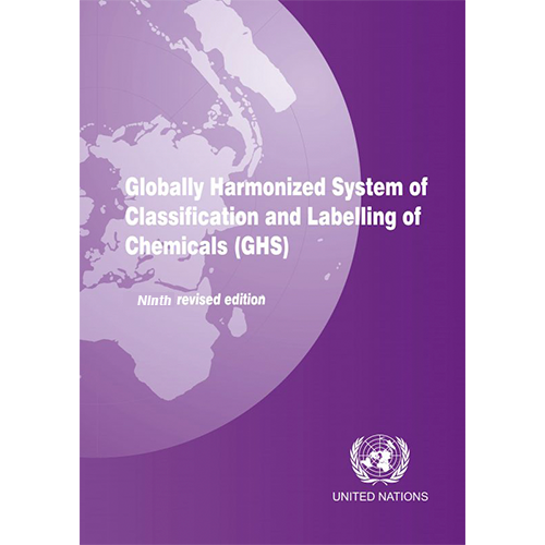 Classification Labelling Chemicals (GHS) 9th Edition