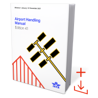 IATA Airport Handling Manual Edition 41st Book and Download