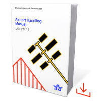 IATA Airport Handling Manual 41st Edition Download