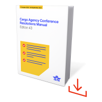 IATA Cargo Agency Conference Resolutions Manual 43rd Edition 2021 download
