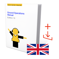 IATA Ground Operations Manual 10th Edition 2021 Combo English book and download