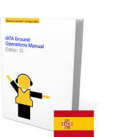 IATA Ground Operations Manual (IGOM) 10th Edition 2021, Spanish