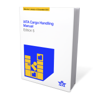 IATA Cargo Handling Manual (ICHM) 5th Edition 2021