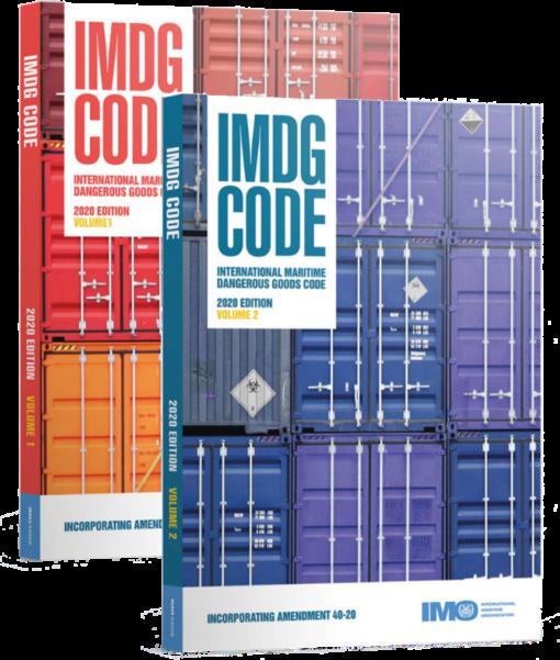 IMDG 40-20 2020 Vol 1-2