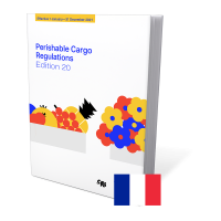 IATA Perishable Cargo PCR 20th Edition 2021 French