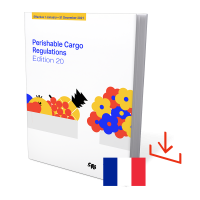 IATA Perishable Cargo PCR 20th Edition 2021 French Download