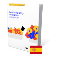 IATA Perishable Cargo PCR 20th Edition 2021 Spanish